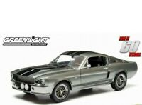 FORD MUSTANG GT500 ELEANOR GONE IN 60 SECONDS 1:18 SCALE DIECAST RARE PIECE BNIB