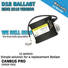 D1S Canbus PRO Lastre ningún error 35W Repuesto OEM BMW Audi MERCEDES VW