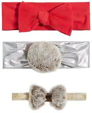 First Impressions 3-piece Headbands One Size Baby Girls Casual Party Wear