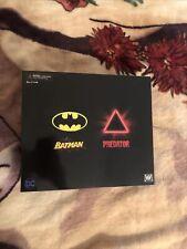 Neca SDCC 2019 Batman vs Predator BOX ONLY