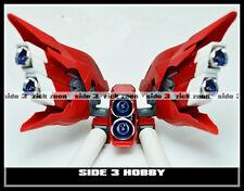 Metal Detail up Thruster Set B6 15mm For 1/100 1/60 MG PG HG Gundam Model Blue