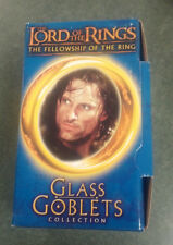 Lord of the Rings Strider Goblet with Light up Base New   LOTR