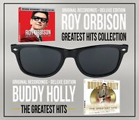Roy Orbison & Buddy Holly ROCK 'n' ROLL DREAM COLLECTION 2CD Greatest Hits