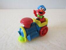 Vintage Tyco Sesame Street Jim Henson Elmo Train Diecast Metal 1998