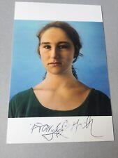 FRANZ GERTSCH signed Foto 10x15 Autogramm  RARITÄT Sonderpreis