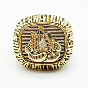 New Ring Design International Boxing