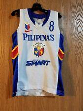 Pilipinas National Team Nike Sewn Basketball Jersey Youth Medium EUC