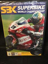 2006 S3K FIM SUPERBIKE WORLD CHAMPIONSHIP DVD Movie Motocycles SEALED