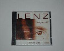 CD/SEALED NEU NEW/LENZ/GEORG BÜCHNER/GROß/Preiser PR 90709