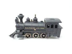 New One Baltimore & Ohio #94 Steam Locomotive 0-6-0 Brass/Diecast