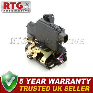 Door Lock Actuator Rear Right Fits Seat Leon (Mk1) 1.8