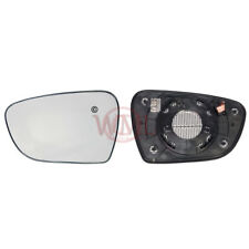 KIA CEED 2012->2019 WING MIRROR GLASS CONVEX, HEATED WITH BASE PLATE, LEFT SIDE