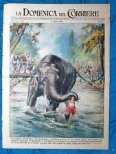 La Domenica del Corriere 9 ottobre1949 Melbourne - Brentonico - Toscanini