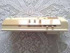 BROTHER KNITTING MACHINE PARTS KH-910 ROW COUNTER ASSEMBLY & COVER GENUINE PART
