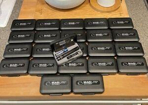 Mag-Lite Solitaire Neu inkl. neuer Batterien - Modell MAGLITE K3A012E