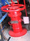 Vintage Fire Hydrant Sprinkler Wall Indicator Valve Lot 2