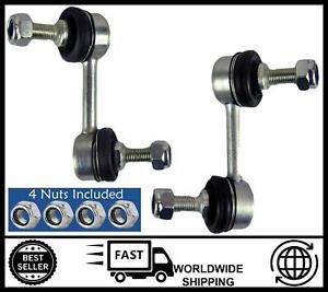 Pair Rear Anti Roll Bar Stabiliser Drop Links FOR Honda FR-V 2.0 [2005-2009]