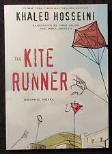 2011 THE KITE RUNNER by Khaled Hosseini VF+ 8.5 SC 1st Riverhead