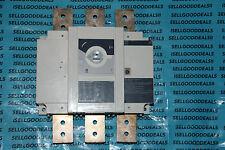 Socomec 27dc3060 Sirco 3x600a Disconnect Switch 600a Dc New