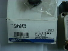 New IN BOX Omron PLC limit switch WLCA2-2TH hpg