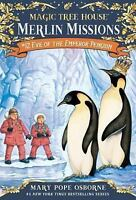 Eve of the Emperor Penguin (Magic Tree House #40)-ExLibrary