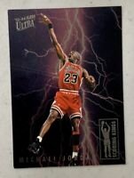 Michael Jordan 1993-94 Fleer Ultra Scoring Kings Foil # 5 Rare 90's Insert