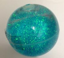 Blue Water Glitter Ball Sensory Aid Toy Autism ADHD