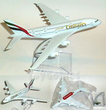 Emirates Airlines Airbus A380 Airplane 16cm DieCast Plane Model