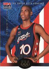 REGGIE MILLER 1996 Upper Deck USA BASKETBALL # 52