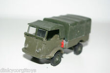 SOLIDO 6030 RENAULT 4X4 ARMY TRUCK NEAR MINT RARE!!!