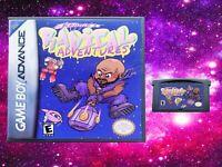 Reggie's Radical Adventure Gameboy Advance GBA - NES Ninja Jajamaru Clone (USA)