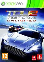 Test Drive Unlimited 2 Xbox 360 - IMMACULATE - Super FAST & QUICK Delivery FREE