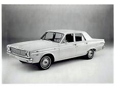 1965 Original Photo by CHRYSLER AUTOMOBILES new Dodge Dart 270 4-door sedan car