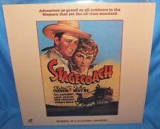 STAGECOACH 1939 LASERDISC WARNER BROS HOME VIDEO LASER DISC