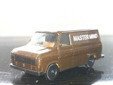 "Herpa  - Ford Transit "" Invicta, Master Mind "" - T@P"