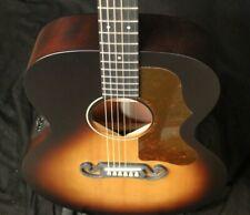 SIGMA Gitarre/Guitar GJM-SGE+/AG-1E-AMI + Tonabnehmer + Tuner JUMBO *AUSSTELLER*