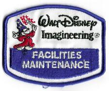Walt Disney Imagineering - Facilities Maintenance - Patch - New - 1980's