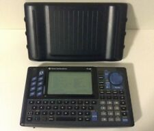 TEXAS INSTRUMENTS TI-92 3-D GRAPHING CALCULATOR - TESTED, WORKS, EXCELLENT COND.