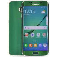 Samsung Galaxy S6 Edge LTE 4G Unlocked Smartphone 32GB 16MP Android  Green