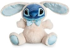 "Lilo & Stich STITCH EASTER BUNNY PLUSH 10 1/2"" NWT AUTHENTIC DISNEY STORE PATCH"