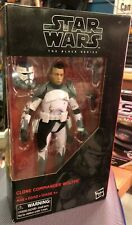 "Star Wars ""The Black Series"" Clone Commander Wolffe -Black Series"
