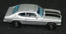 2021 Matchbox   Silver  1970 FORD CAPRI   LOOSE  MINT     J1-042321