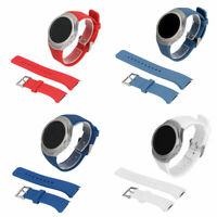 For Samsung Galaxy Gear S2 SM-R720 Durable Replacement Silicone Watch Band Strap