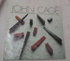 2-LP, John Cage, Etudes Australes for Piano, Tomato TOM-2-1101, 1979, SEALED!!
