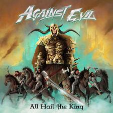 Against Evil - All Hail the King / Fatal Assault Epic Power Metal BR ed. Bonus