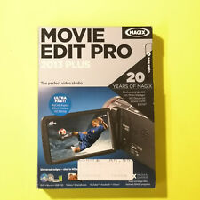 MAGIX Movie Edit Pro 2013 Plus (Retail) - Full Version for Windows Video Studio