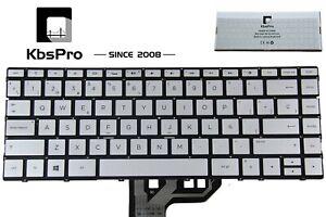 Teclado Español Latino para HP Spectre x360 13-w000 13-w030ca Backlit Keyboard