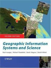 Geographic Information Systems and Science-ExLibrary