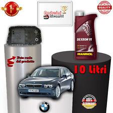 TAGLIANDO CAMBIO AUTOMATICO E OLIO BMW E65 730 d 160KW DAL 2002 -> /1065
