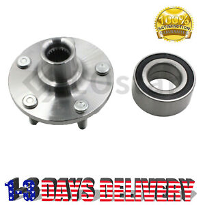 Front Wheel Hub Repair Kit Bearing Assembly Fits 95-99 Dodge Plymouth Neon